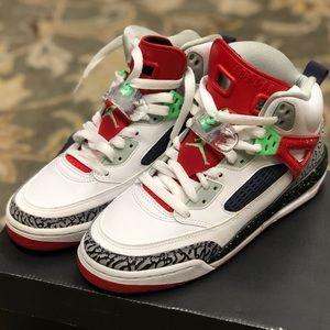 Jordan Spizike BG Classic Basketball Sneakers